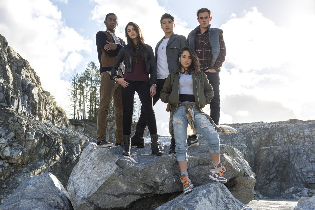 power rangers image 1