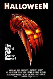 Halloween 1978 theatrical poster